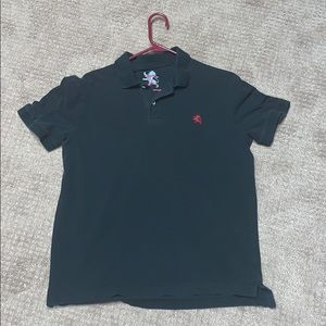 Exprsss men's large polo black lightly worn